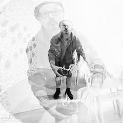 art and the self   portrait   yorkshire sculpture park (John FotoHouse) Tags: square squareformat selfportrait autoportrait blackandwhite bw doubleexposure yorkshirephotographer yorkshire yorkshirebasedphotographer yorkshiresculpturepark dolan flickr fujifilmx100s fuji johnfotohouse johndolan leedsflickrgroup copyrightjdolan 2018