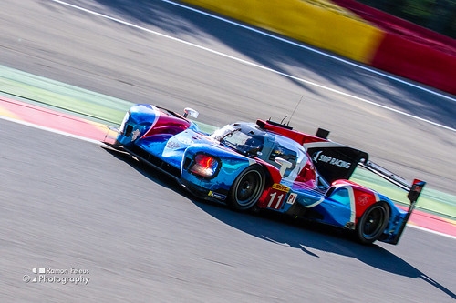 FIA WEC Spa Francorchamps 2018