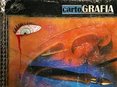 Sangue nos Olhos (Cesar Crash) Tags: antigo old drawings desenho esboço sketch caderno