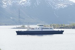 """""""Hålogaland"""" (OlafHorsevik) Tags: hålogaland torghattennord thn gullesfjorden ferge ferga ferry ferja ferje refsnes flesnes"""