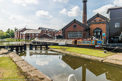 National waterways museum (Phil Longfoot Photography) Tags: canal barge wirral longboat waterways waterway ship boats