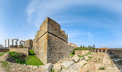 Fortaleza Sao Joao da Foz - Oporto - Panorámica (F. Julián Martín Jimeno) Tags: fortaleza saojoaodafoz saojoao fortalezaporto oporto porto portugal castillo defensa nikon d7000 2017 baluarte pano panoramica panorama panoramique panoramic panoramicphoto