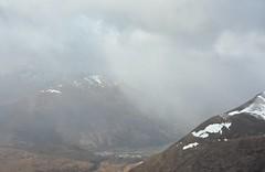 Hail over Kinlochleven. (Davie Main) Tags: kinlochleven kinlochmore lochleven hail hailstorm storm badweather wildweather lochaber garbhbheinn scottishhighlands scotland scottishweather