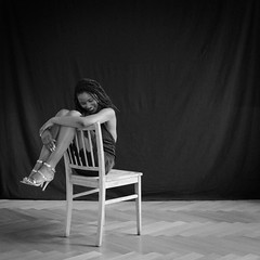 624 (Daniel Hammelstein) Tags: blackandwhite monochrome monochrom schwarzweis schwarzweiss beauty timeless portrait portraitfotografie bonn mft microfourthirds systemkamera spiegellos lumix lumixg9 20mm17 availablelight fotostudio lingerie emotions
