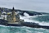 Stormy Porthleven (Nige H (Thanks for 12m views)) Tags: nature landscape sea ocean cornwall coast coastline storm stormy england porthleven waves