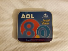 20180410_224648 (Smith6612) Tags: aol america online 80 internet cd designers disk disc compact kate spade bloomingdales