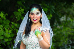 Bridal Face paint !![Explored-30th-april-2018] (pankaj.anand) Tags: portrait portrait2018 bangalore seattle washington bride bridal face facepaint paint bodypaint whitedress white green outdoor beautifulindiangirls beautifulgirl ladki beautifulladki girls girlsdress girldress dress girlwithdress punjabigirl indian girl