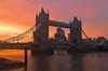 Tower Bridge Sunset (dezzouk) Tags: river thames sunset towerbridge london