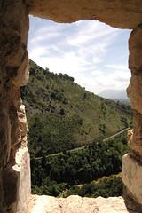 Veduta dall'Eremo dello Spirito Santo (iconauta) Tags: roccasecca tracciolino goledelmelfa ciociaria europe eu lazio