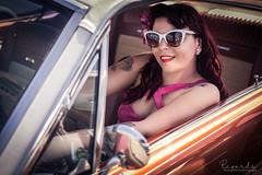 Miss Cherry Candy (amateur72) Tags: fujifilm pinup girl model pretty shooting spring xt1 le tréport modèle