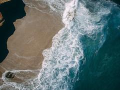La Jolla Cove From Above (Nagooyenphoto) Tags: lajolla beach lajollacove sandiego california