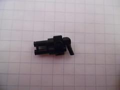 Lego Sci-Fi Laser Shotgun (thebrickccentric) Tags: lego gun shotgun pump spread sci fi scifi science fiction blaster laser shoot shot barrel npu piece tiny mini accessory small clone star space fight war wars soldier hand minifig minifigure