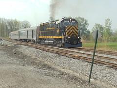 DSC06340 (mistersnoozer) Tags: lal shortline railroad rr rgvrrm excrusion train alco locomotive c425