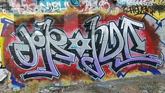 Prone... (colourourcity) Tags: streetart streetartnow streetartaustralia melbourne melbournestreetart melbournegraffiti graffiti graffitimelbourne colourourcity nofilters awesome original prone theboneyard