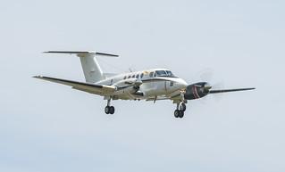 Beechcraft UC-12F Huron