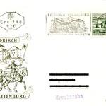 FDC - ANK  1261, 3.2.1967, korr