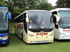 Mayne of Warrington 56 YT60OSN (yorkcoach2) Tags: york warrington mayne mayne56 mayneofwarrington scania yt60osn races racecourse raceday