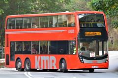 KMB ADL Enviro500 MMC Facelift Trident VB4398 (Sunny's transport pictures) Tags: kmb adl enviro500 mmc facelift trident vb4398