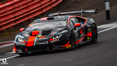 Lamborghini Super Trofeo Silverstone 2017 (26 of 32) (SHGP) Tags: blancpain gt series silverstone 2016 race circuit motorsport racing car fast canon 700d sigma 18250mm outdoor light white speed auto sport vehicle scuderia praha ferrari 488 gt3 worldcars steven harrisongreen shgp black monochrome road lamborghini super trofeo cup hurucan