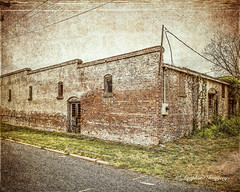 Back When (augphoto) Tags: augphotoimagery abandoned architecture brick building decay exterior old structure texture weathered newberry southcarolina unitedstates