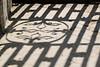 Schloss Dyck (dorothea knie) Tags: nrw schlossdyck schatten shadow tor gate