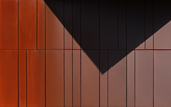 DSC_5962 (stu ART photo) Tags: minimal abstract urban city orange rust shadow