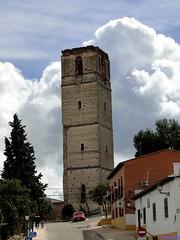 Casarrubios del Monte (santiagolopezpastor) Tags: espagne españa spain castilla castillalamancha lasagra sagra toledo provinciadetoledo torre tower iglesia church ruinas ruins
