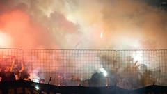 BOG06429 (anton.bogodvid) Tags: sonya7m2 beroflex beroflex500mmf8 football ukraine dinamo shakhtar stadium fire fireshow fan fans cup