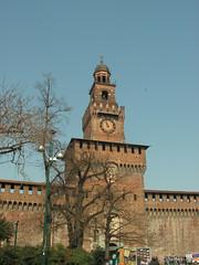 Замок Сфорца, Мілан InterNetri Italy 148