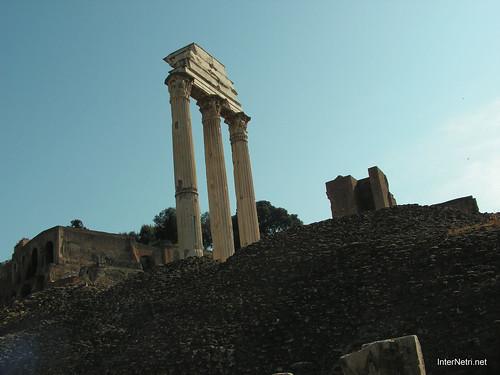 Римський форум, Рим, Італія InterNetri Italy 495