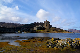 Eilean Donan castle Scotland_8450