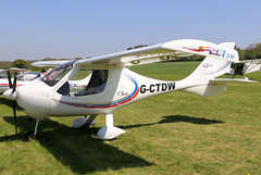 G-CTDW (GH@BHD) Tags: gctdw flightdesign ctsw pophammicrolighttradefair2018 pophamairfield popham microlight aircraft aviation