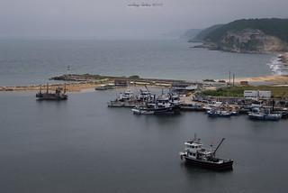Monochrome morning in Kıyıköy