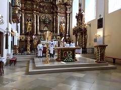 15 - BOLDOGASSZONY BAZILIKA - Szentmise / BAZILIKA V FRAUENKIRCHEN - Svätá omša / Fotó: Podobek Erzsébet