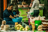 Frutas (SeñorNT) Tags: vendedor woman zamora michoacan streetphotography