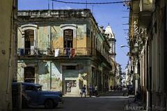 Cuba Street in Old Havana (Snappy_Snaps) Tags: cuba havana caribbean cubastreet merced mercedstreet oldhavana travel tourism urban community old neighbourhood