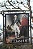 The William IV pub sign Albury Heath Surrey UK (davidseall) Tags: the william iv pub pubs sign signs inn tavern bar public house houses albury heath surrey uk gb british english village country gbg gbg2016