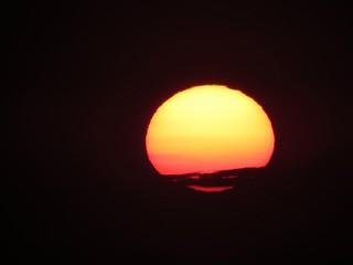 Sonnenaufgang mit der SX60HS Bridgecamera