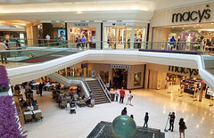 macy*s Court at The Mall at Short Hills (The Caldor Rainbow) Tags: mall taubman shopping elegant