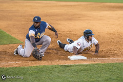 BeesvsRevs-54 (doublegsportsimages) Tags: newbritainbees york revolution baseball