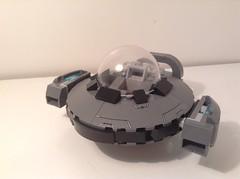 UFO (Sam K Bricks) Tags: ufo alien