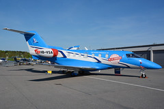 HB-VSA (toptag) Tags: pilatuspc24 hbvsa edny fdh friedrichshafen aero bizjet