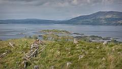 Highland Clearances.. (Harleynik Rides Again.) Tags: sandaig glenelg lochhourn isleofskye westernisles westcoast westerross highlands scotland harleynikridesagain