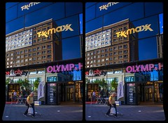 Faceless facade 3-D / CrossView / Stereoscopy / HDRaw (Stereotron) Tags: berlin spreeathen mitte metropole hauptstadt capital metropolis brandenburg city urban streetphotography crosseye crossview xview pair freeview sidebyside sbs kreuzblick 3d 3dphoto 3dstereo 3rddimension spatial stereo stereo3d stereophoto stereophotography stereoscopic stereoscopy stereotron threedimensional stereoview stereophotomaker stereophotograph 3dpicture 3dimage twin canon eos 550d yongnuo radio transmitter remote control synchron kitlens 1855mm tonemapping hdr hdri raw
