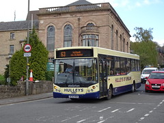 Hulleys 14 Matlock (Guy Arab UF) Tags: hulleys 14 ae56mdn alexander dennis dart slf mcv evolution bus matlock town hall derbyshire buses whitelaw stonehouse