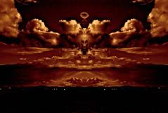 Moloch (ronramstew) Tags: moloch daemon cloud wrath nemesis apocalypse avenger retribution molech sacrifice clouds gothic