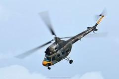 Czech Air Force Mi-2 0711 @ Helicoptershow 2017 Hradec Kralove (Heliexperte) Tags: helicopter air show hubschrauber czechia czech republic lkhk hradec kralove helicoptershow