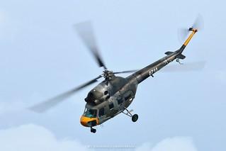 Czech Air Force Mi-2 0711 @ Helicoptershow 2017 Hradec Kralove
