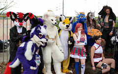 SAM_8684.jpg (Silverflame Pictures) Tags: 2018 vos draak costumeplay fukumi cosplay pokémon cubone ninetales hondachtigen furry april canine dragon fox furrie costume grouppicture