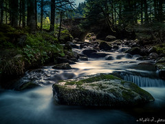 Source ferrugineuse de la Fonfort (mick42m) Tags: riviere eau water waterfall waterfalls rock rocher longexposure poselongue chute nature landscape fz300 lumix panasonic
